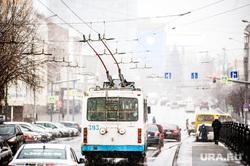 Снег в Екатеринбурге