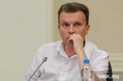 Совет по информационной политике при полпреде президента РФ в УрФО Игоре Холманских. Екатеринбург
