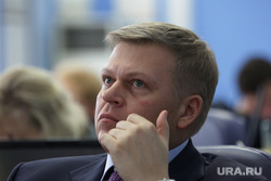 Мэр города Алексей Демкин. Пермь