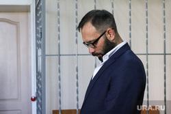 Судебное заседание по делу экс-главы  Кетовского района Носкова Александра. Курган