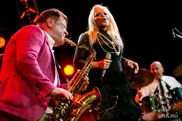 Лариса Долина и Этери Бериашвили на фестивале «Арт-Таврида». Республика Крым, Судак, бутман игорь, джаз, саксофонист, долина лариса