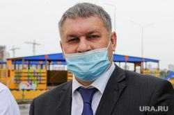 Поездка Алексея Текслера и Натальи Котовой по Курчатовскому и Калининскому районам. Челябинск