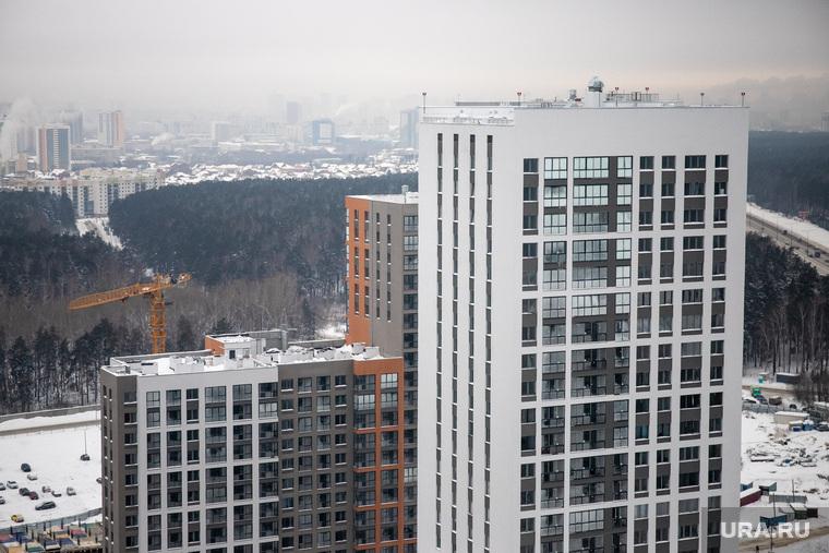 ЖК «Светлый». Екатеринбург