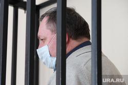 Судебное заседание по уголовному делу бывшего начальника УМВД Шамина Андрея. Курган