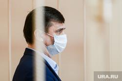 Избрание меры пресечения Олегу Извекову в Суде Центрального района. Челябинск