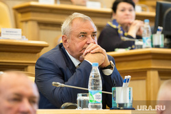 Заседание окружной думы. Ханты-Мансийск