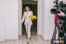 Пресс-конференция Руководителя Курганского УФАС России Ирины Гагариной. Курган