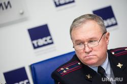Пресс-конференция, посвященная подготовке служб к работе в период новогодних каникул в Свердловской области. Екатеринбург