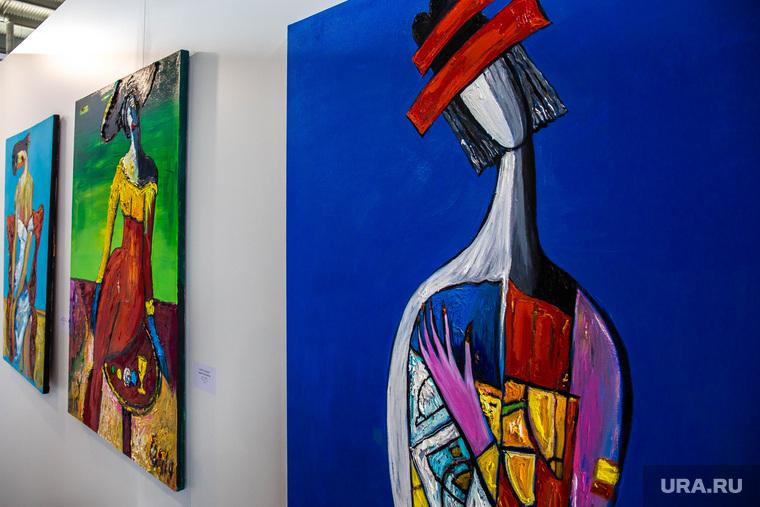 Евразийский фестиваль современного искусства в МВЦ