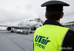 Первый полёт самолета «Виктор Черномырдин» (Boeing-767) авиакомпании Utairиз аэропорта Сургут