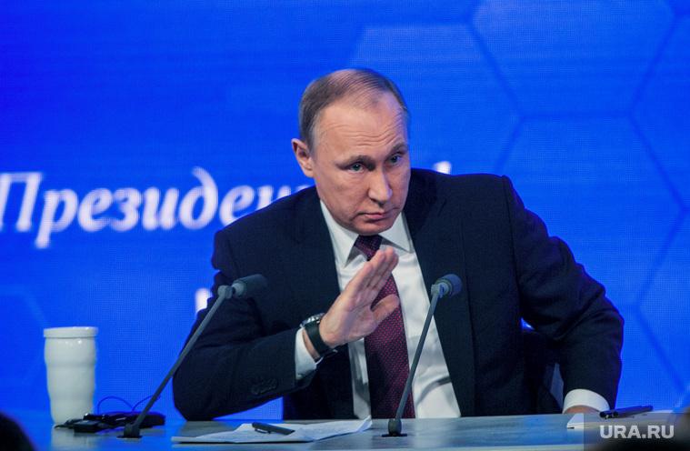 Путин резко изменил риторику перед встречей с президентом США
