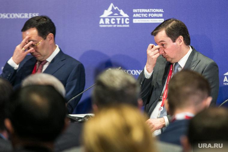 V Международный арктический форум, второй день. Санкт-Петербург, цыбульский александр