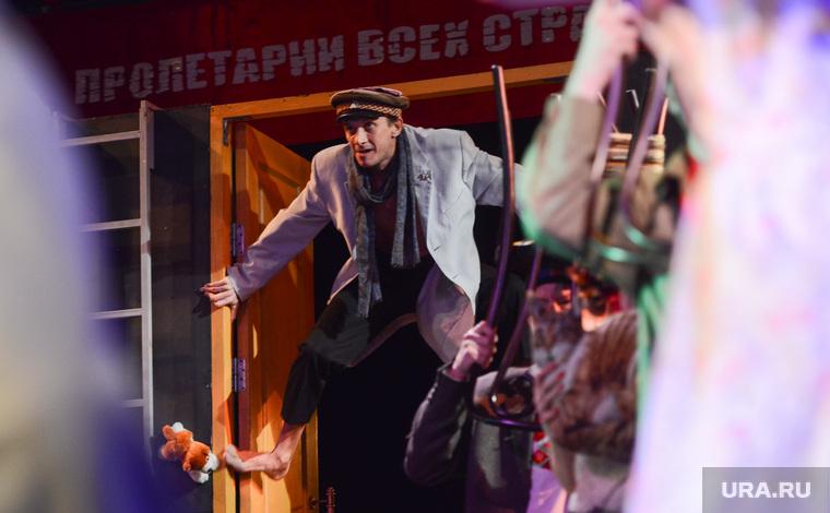 Открытие 13го театрального фестиваля