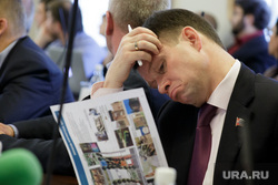 Заседание градостроительного совета на тему развития городской эспланады. Пермь