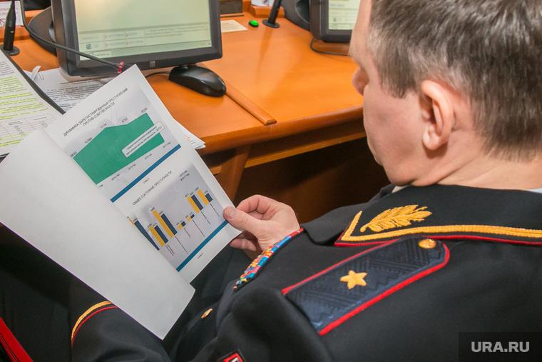 Заседание областной Думы. Курган, погон, отчет, ильиных олег, диаграммы, генерал-майор полиции