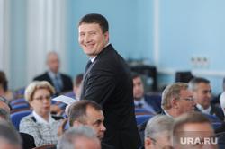 Алексей Текслер на совещание с главами муниципальных образований. Челябинск