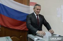 Выборы губернатора и в городскую думу. Тюмень