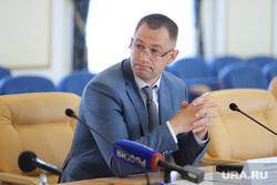 Пресс-конференция с замгубернатора Архиповым Владимиром. Курган
