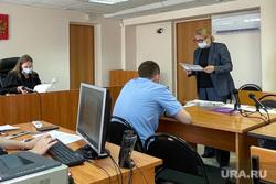 Ходатайство по изменению места отбывания Евгению Тефтелеву в суде Калининского района . Челябинск