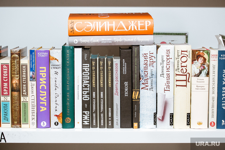 Дарья Новикова. Тюмень, книги, книжный магазин