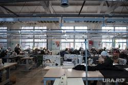 Швейное производство в женской исправительной колонии ФКУ ИК-6 ГУФСИН. Свердловская область, Нижний Тагил