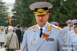 Празднование Дня Победы. Челябинск