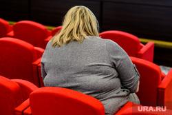 Ирина Текслер на брифинге «Презентация проектов Фонда социальных, культурных и образовательных инициатив 2020». Челябинск