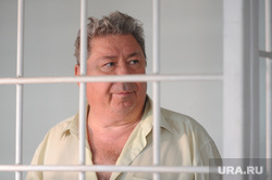 Избрание меры пресечения Виктору Чернобровину в Тракторозаводском суде. Челябинск