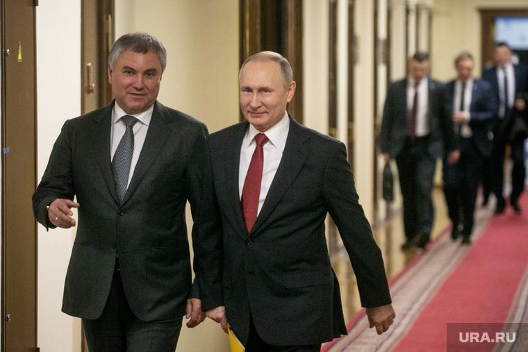 Шесть кланов из окружения Путина борются за контроль над Госдумой