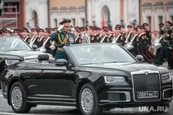 Парад на Красной площади. Москва