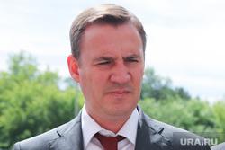 Визит министра сельского хозяйства Дмитрия Патрушева в КГСХА. Курган