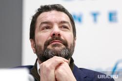 Пресс-конференция с участием Геннадия Зюганова и Павла Грудинина. Москва