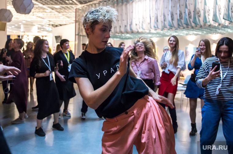 Закрытая вечеринка в IKEA с Ириной Горбачевой. Екатеринбург, горбачева ирина