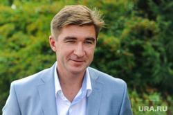 Ректор Челябинского Государственного Университета - ЧелГУ, Сергей Таскаев. Челябинск