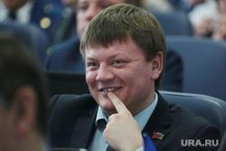 Пленарное заседание Пермской городской думы. Утверждение мэра. Пермь