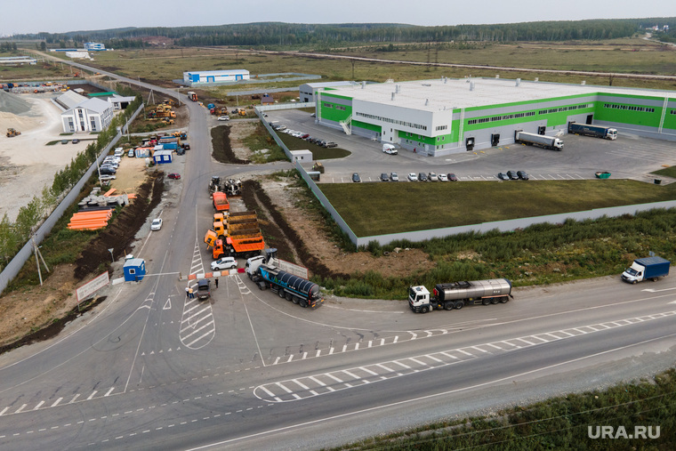 Индустриальный парк «ЕКАД Южный». Екатеринбург, индустриальный парк, екад южный, индустриальный парк екад южный