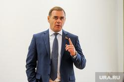 Алексей Текслер  презентовал Елене Шмелевой проект кампуса для ЧелГУ и ЮУрГУ. Челябинск