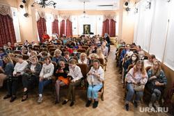 Творческий вечер Сергея Жигунова в Доме актера. Екатеринбург