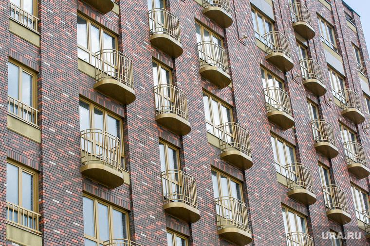 Дом бизнес-класса REAL. Тюмень, многоэтажка, многоэтажный дом, строительная компания, ск звезда