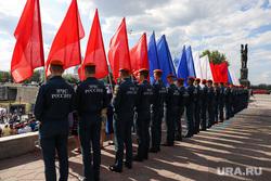 Репетиция ко Дню России. Екатеринбург