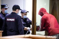 Избрание меры пресечения Виталию Бережному, подозреваемому в убийстве Насти Муравьевой, в Ленинском районном суде. Тюмень