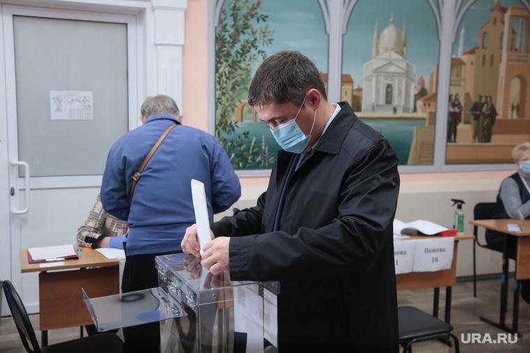 Выборы губернатора. Пермь 2020, махонин дмитрий, избирательный участок, выборы 2020