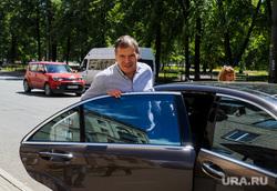 Андрей Барышев подал документы на выборы в Государственную думу в ТИК Металлургического района. Челябинск