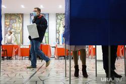 Выборы-2021: 17 сентября. Дворец Молодежи.  Екатеринбург