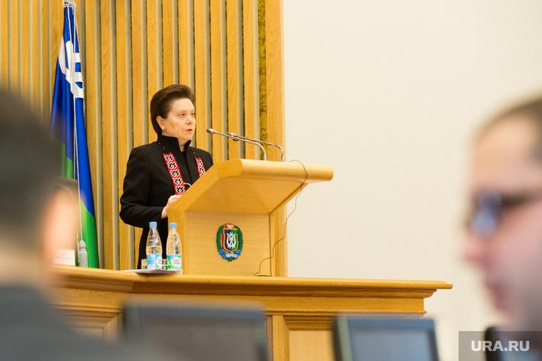 Отчет губернатора ХМАО о результатах деятельности Правительства за 2015 год. Ханты-Мансийск, дума  хмао, комарова наталья