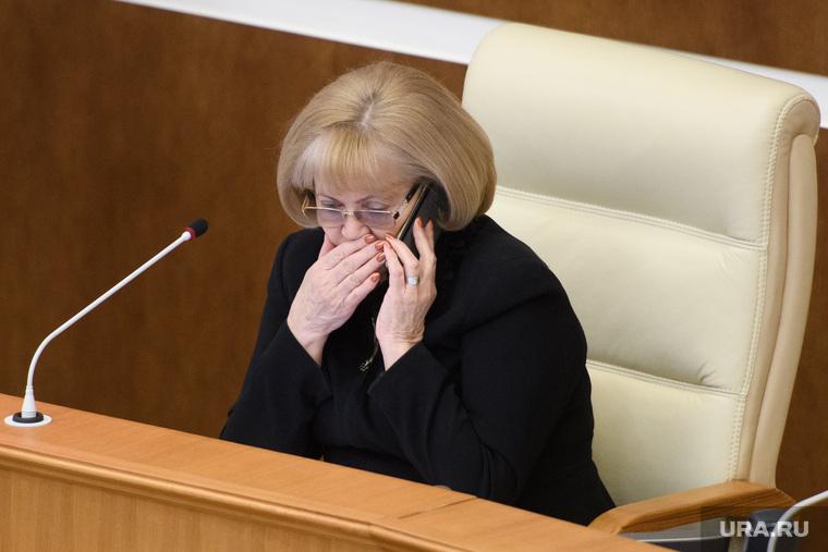 Заседание законодательного собрания Свердловской области. Екатеринбург, бабушкина людмила, портрет