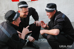 Бунт в колонии ГУФСИН (Архив 2007). Челябинск