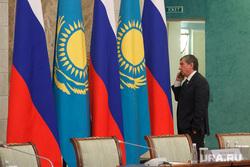 Путин и Назарбаев. Саммит Россия - Казахстан в доме Севастьянова. Екатеринбург