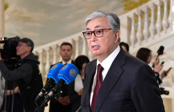 Президент Казахстана. Екатеринбург