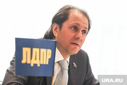 Владимир Сысоев. Пресс-конференция. Тюмень